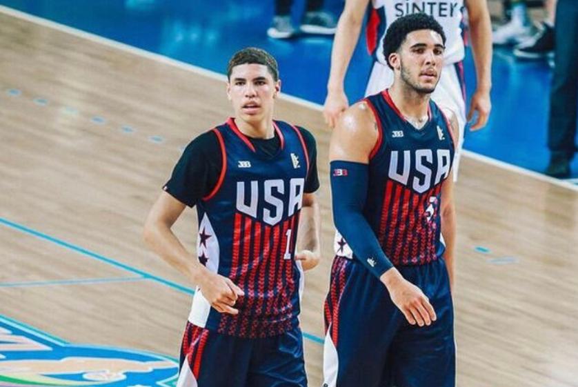 二球征战NBA发展联盟 折腾不停 他真的可以和鲍尔一起打NBA吗?