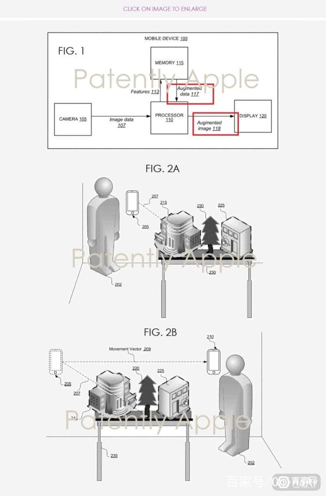 苹果AR地图专利曝光,或可与导航应用配合使用 AR资讯