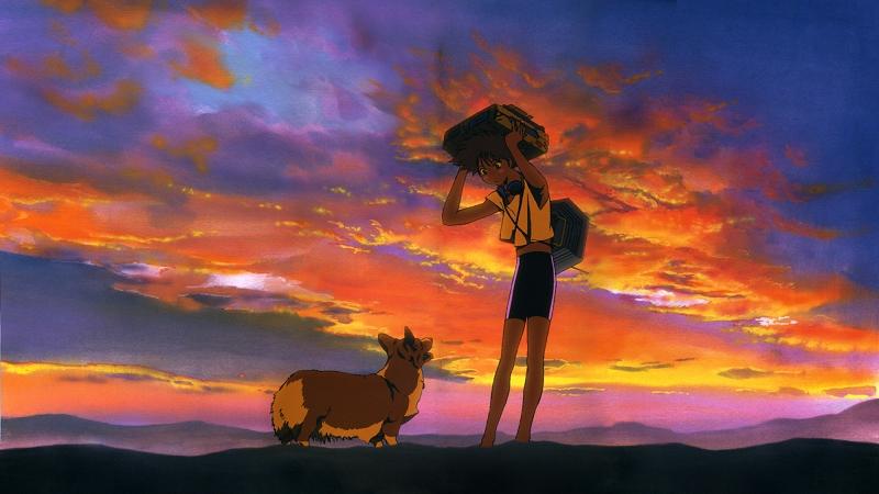 忆难忘的动漫神作《星际牛仔》,两男两女一条狗,开着飞船四处走
