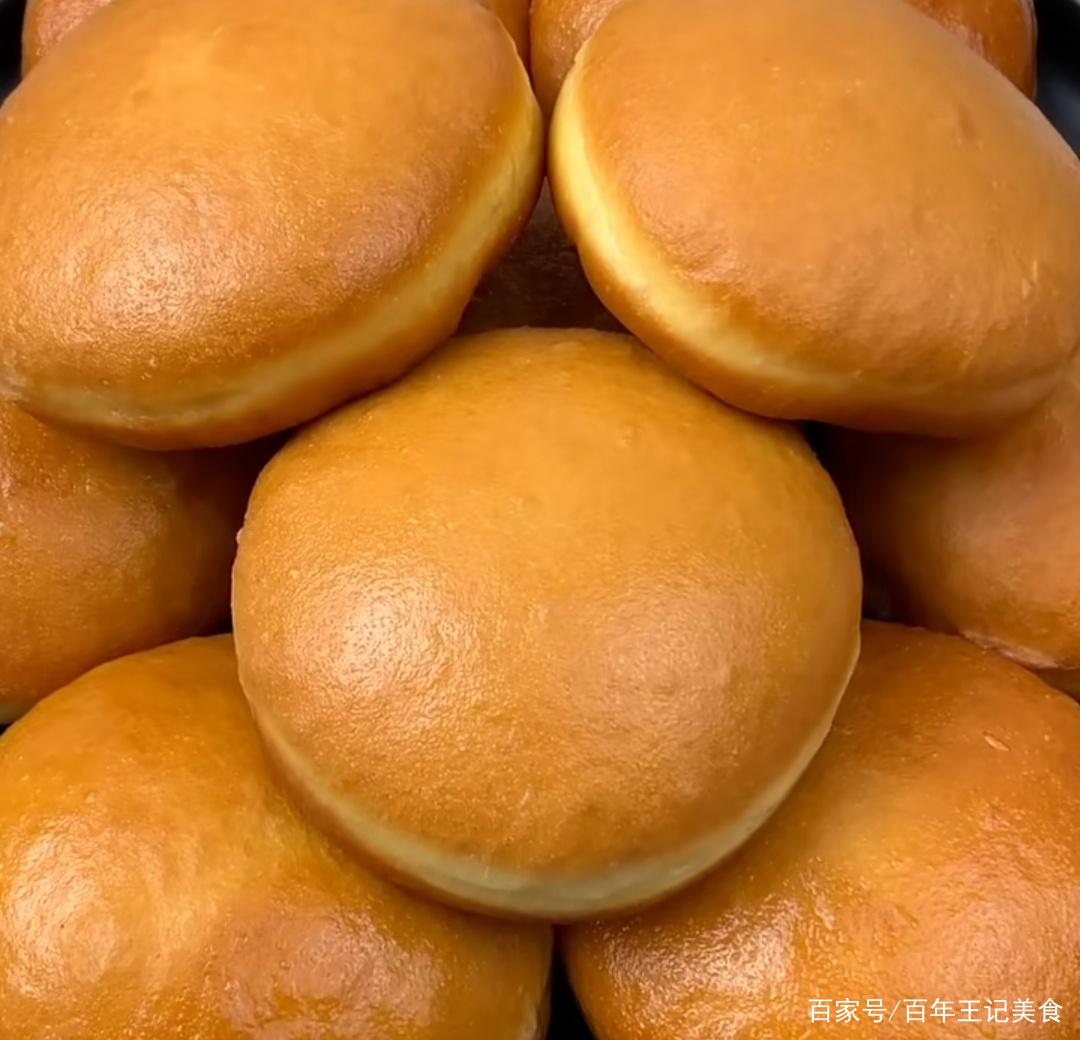家庭版油炸小面包,比烤的还好吃,不用烤箱做法简单