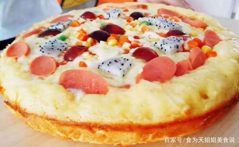 宅在家想吃披萨也不难,不用烤箱照样做出拉丝披萨,平底锅就搞定