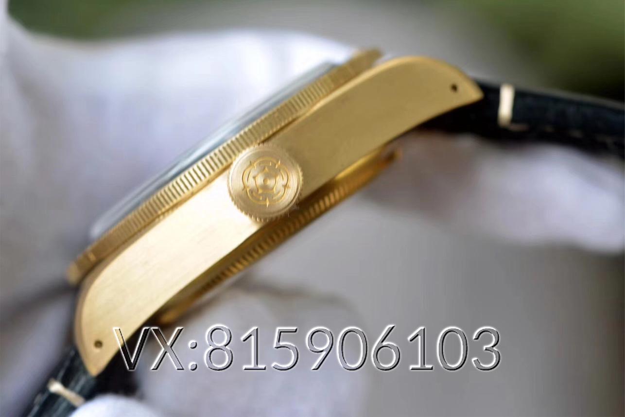 XF厂帝舵碧湾系列M79250BA小铜盾腕表实拍测评