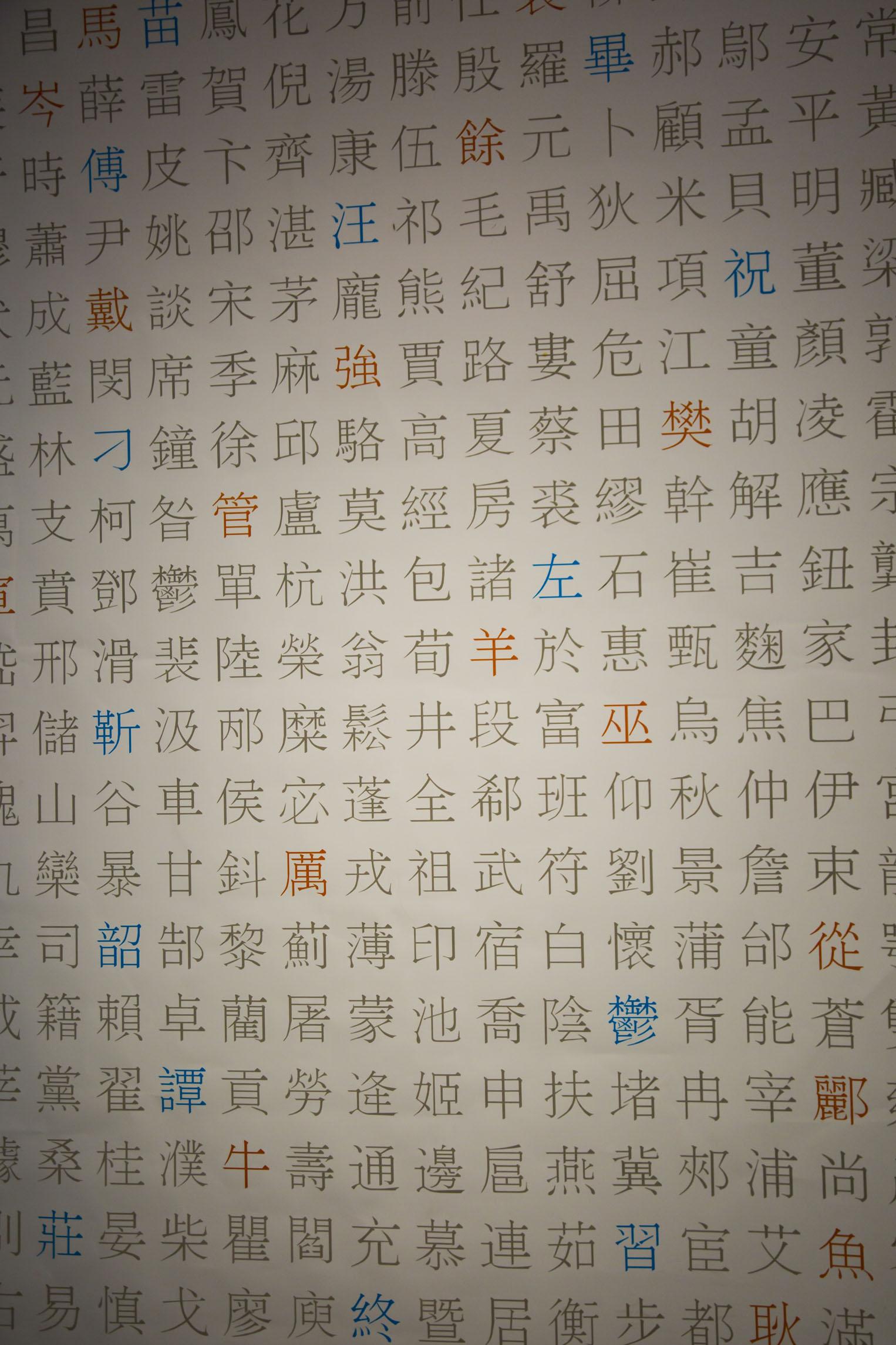 中国血统最低贱的姓氏中国最聪明的13个姓氏