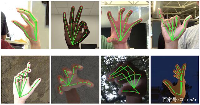 谷歌用机器学习实现稳定实时的手部追踪、手势识别 AR资讯 第2张