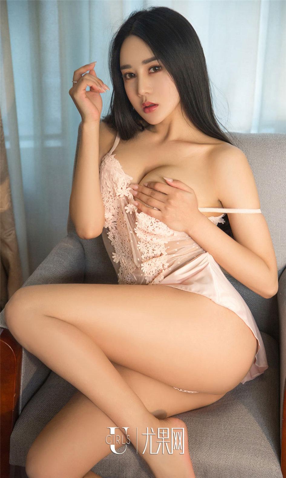 [尤果网] 蕾丝吊带睡裙美女司徒林私房美女大图 第939期