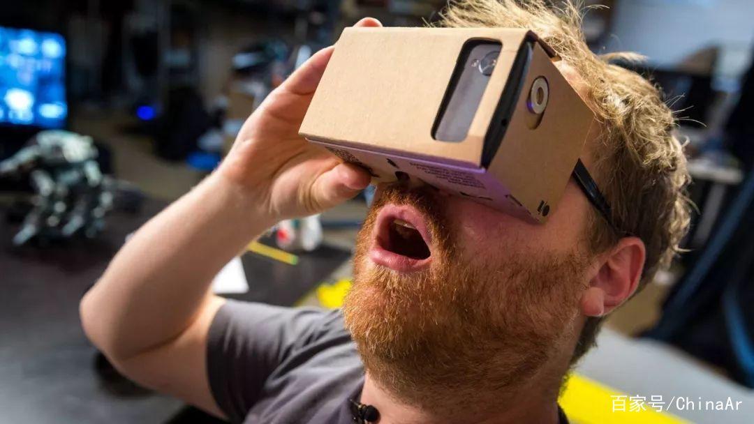 """谷歌VR终将""""白日梦醒""""  全力转战AR领域 AR资讯 第3张"""