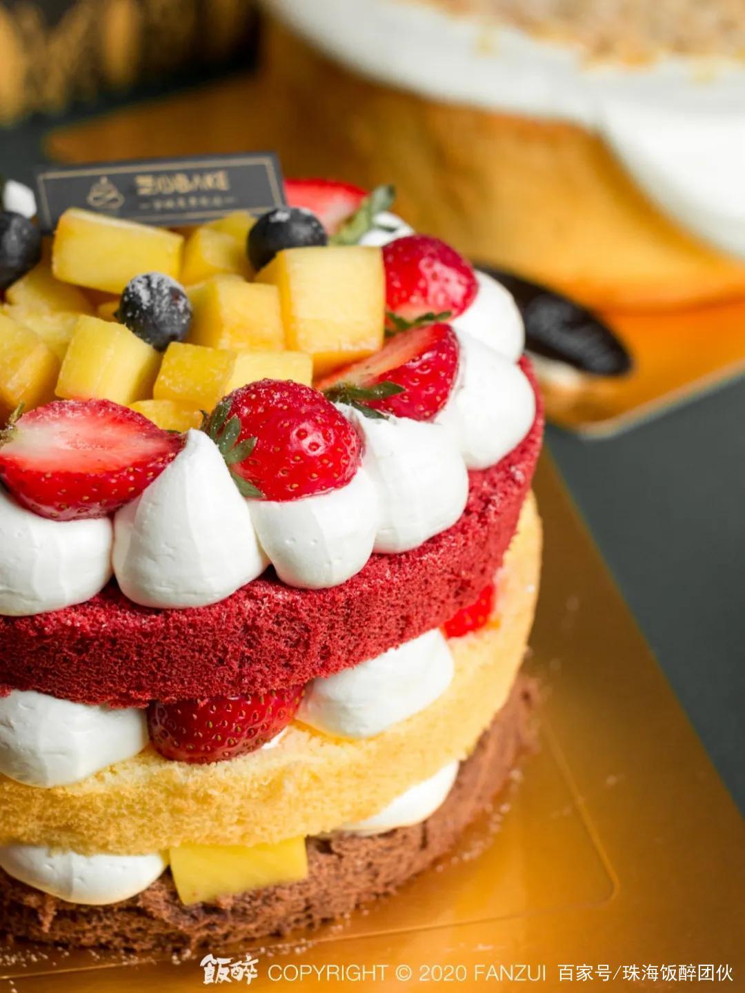 全城免费配送的高颜蛋糕,宅家也能续上久违的甜!