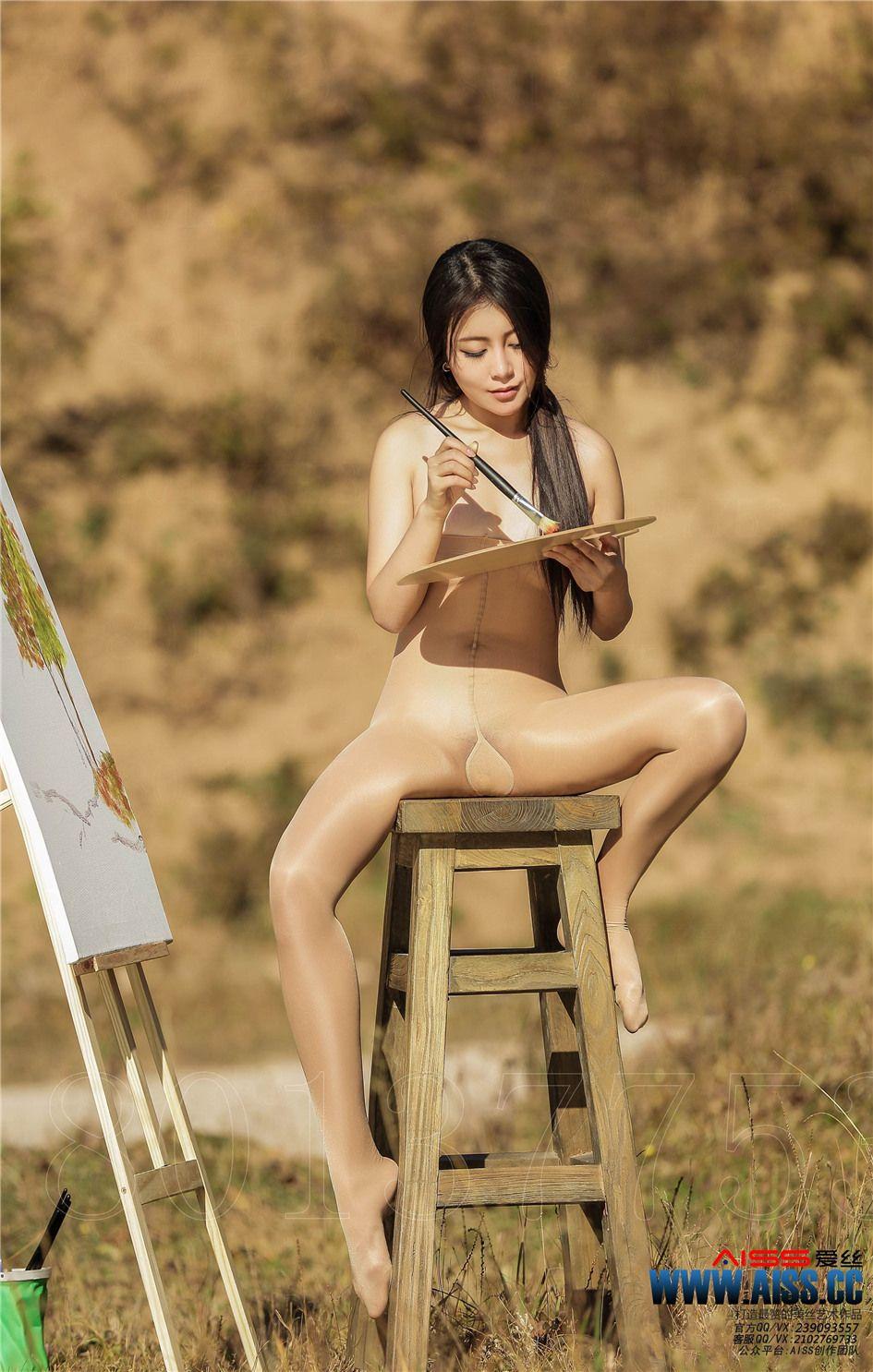 [AISS爱丝] 经典丝袜美腿外拍 第097期 《小茹的美丝