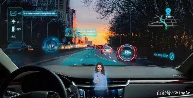 MWC 2019展现的VR/AR技术 对汽车行业有多少影响? AR资讯 第8张