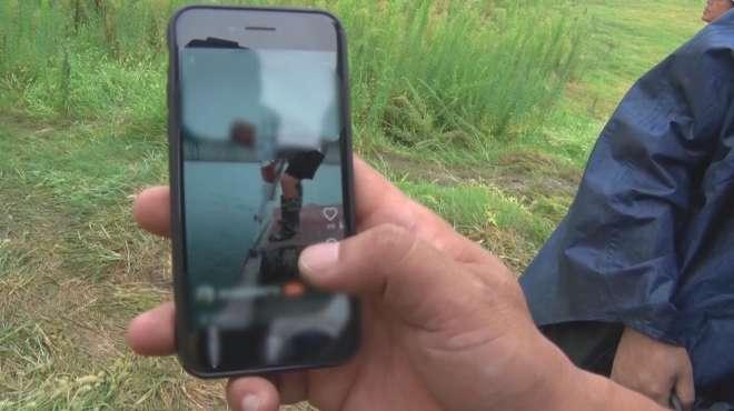 江苏一19岁网红深夜直播捕鱼落水溺亡 7000粉丝在线目睹悲剧一幕