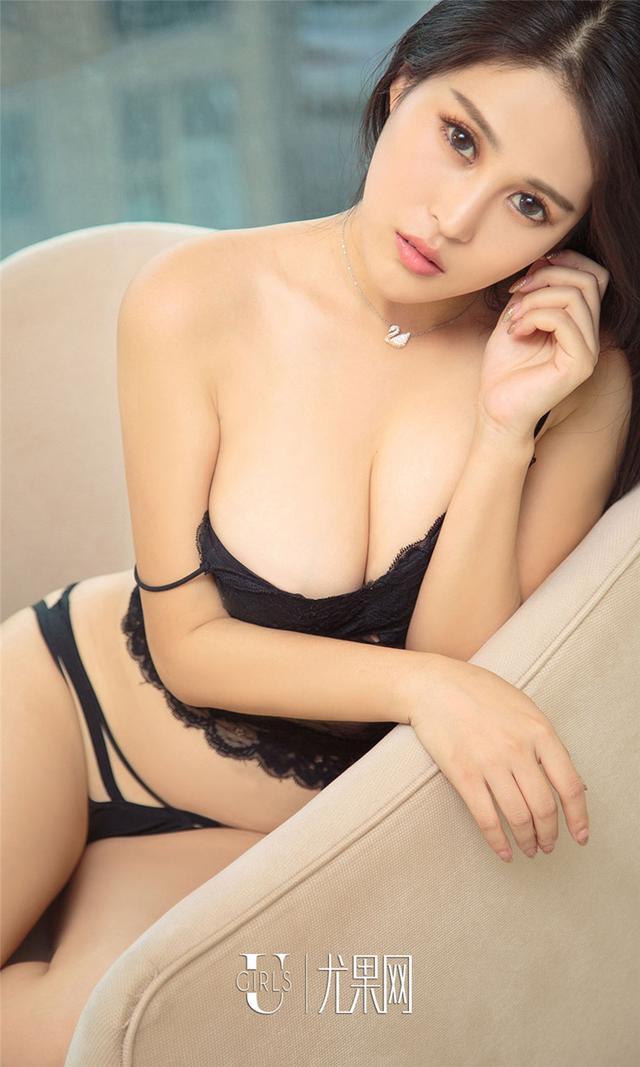 [尤果网] 性感丰乳大美女杨茹伊销魂写真图片 第900期