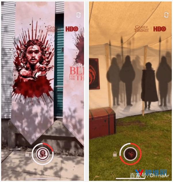 《权力的游戏》最后一季为粉丝带来AR沉浸式体验 AR资讯 第2张
