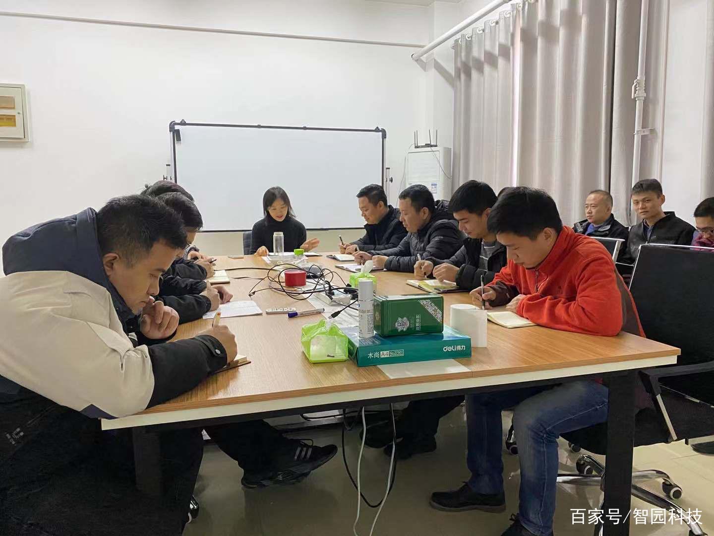 北京思路智园科技有限公司团队执行力培训