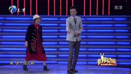 非你莫属:71岁大妈古稀之年秀出不一样的双节棍,让人眼前一亮