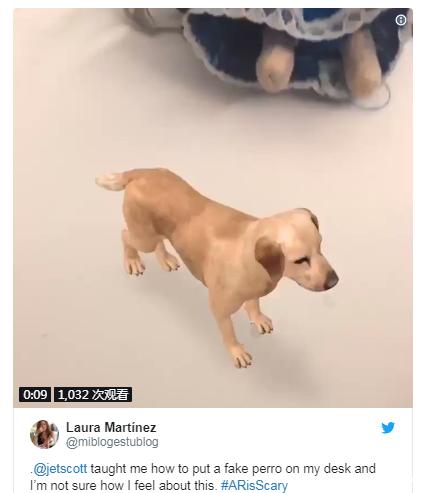 """谷歌搜索现已加入AR技术 用户可以""""招出""""动物 AR资讯 第8张"""