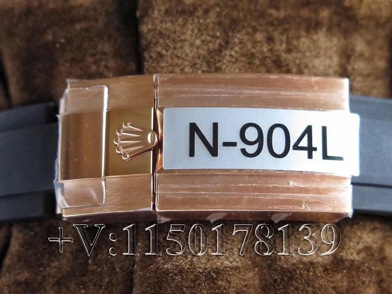 测评:N厂V8劳力士游艇糖豆116695SATS,有何缺陷?