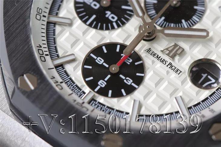 JF厂爱彼皇家橡树离岸大熊猫AP26400,有哪些缺陷?