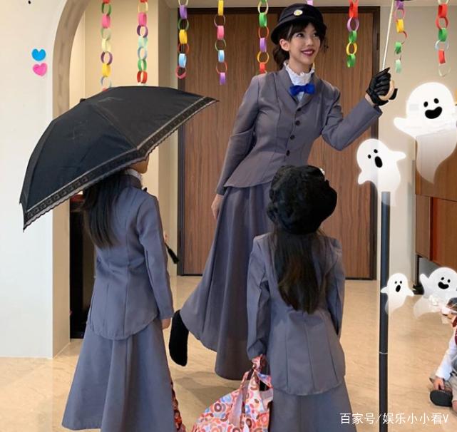 王力宏妻子李靓蕾晒俩女儿同框照,分享姐妹两人温馨对话流露幸福