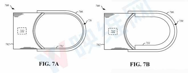 最新专利透露苹果AR穿戴硬件具有散热机制 AR资讯 第2张