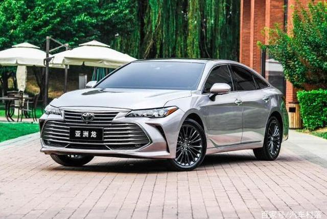 售19.98万元-23.98万元 一汽丰田亚洲龙2.0L车型正式上市