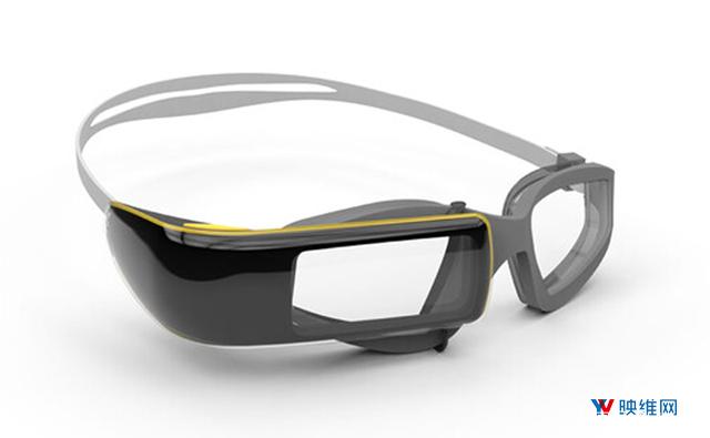 英国初创公司SwimAR 为游泳训练提供数据支持 AR资讯