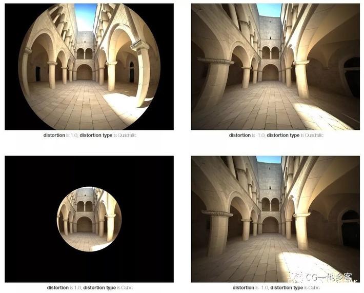 最全的VR物理相机全参数详解【新手适合保存】 资源教程 第16张