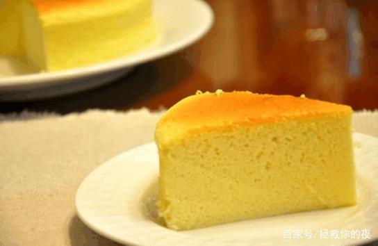 超好吃的蛋糕,日式轻乳酪蛋糕,你值得拥有!