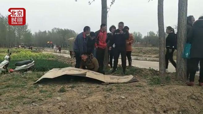 17岁男孩驾三轮车带奶奶烧香 不慎开入水中三人溺亡