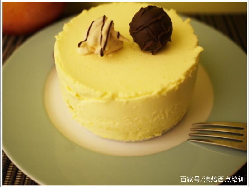 蛋糕制作,芒果起司慕斯蛋糕的做法
