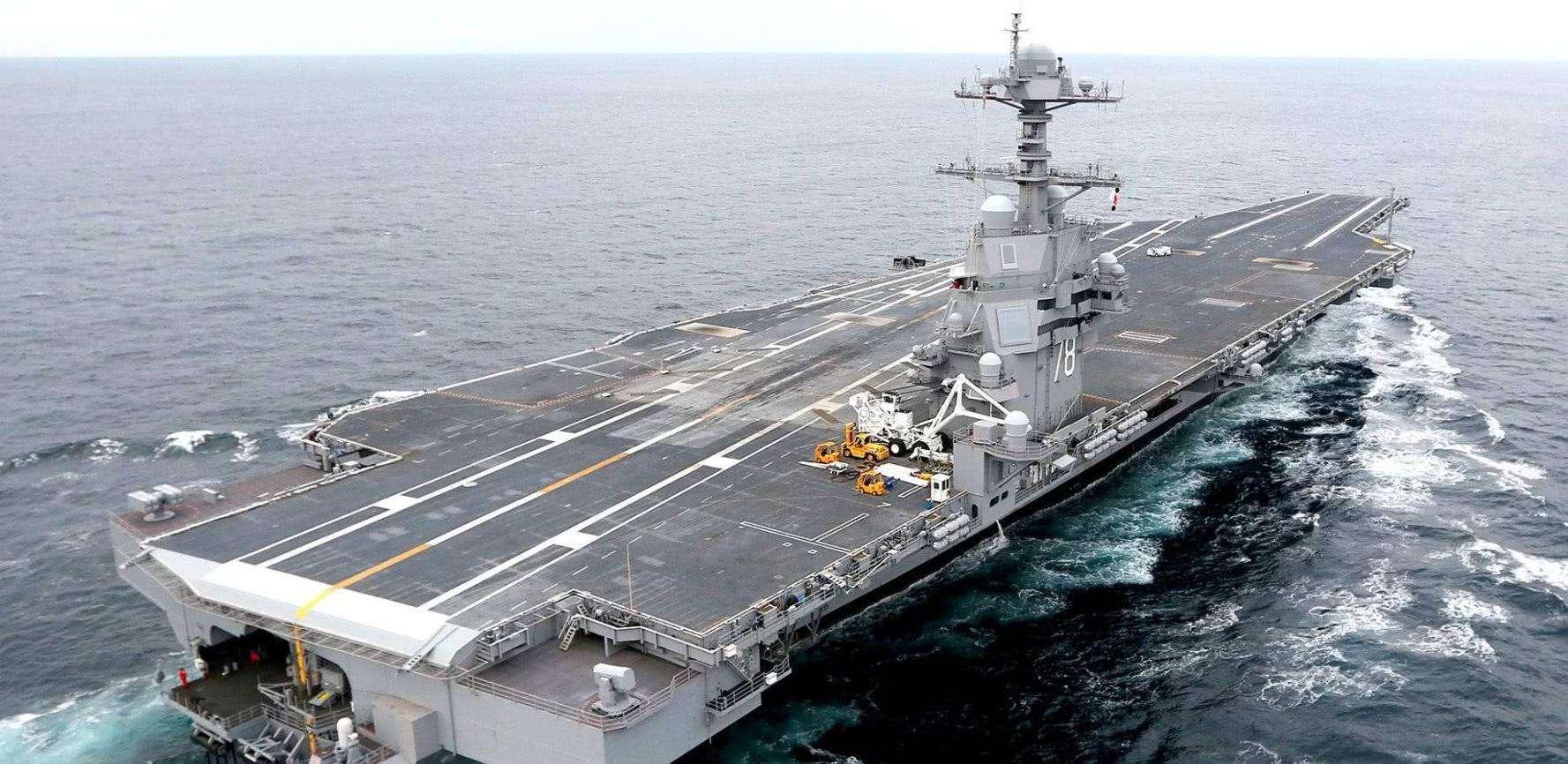 法国第二艘航母开建,比辽宁舰要大一万吨,中国003号也传来消息