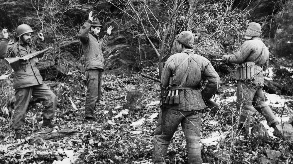 再无昔日的神采,朝鲜战争中被俘的美军战俘