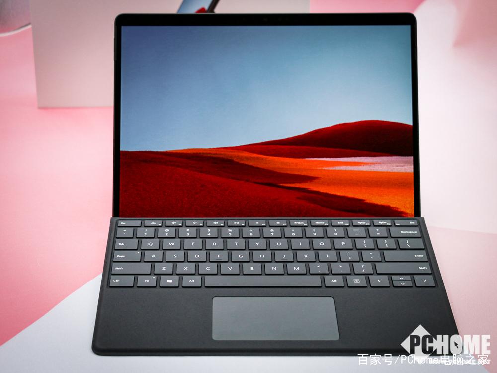 超纤薄骁龙本 微软全新Surface Pro X开箱图赏