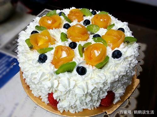 用电饭锅做蛋糕,效果非常好,学会再也不用担心过生日没蛋糕吃