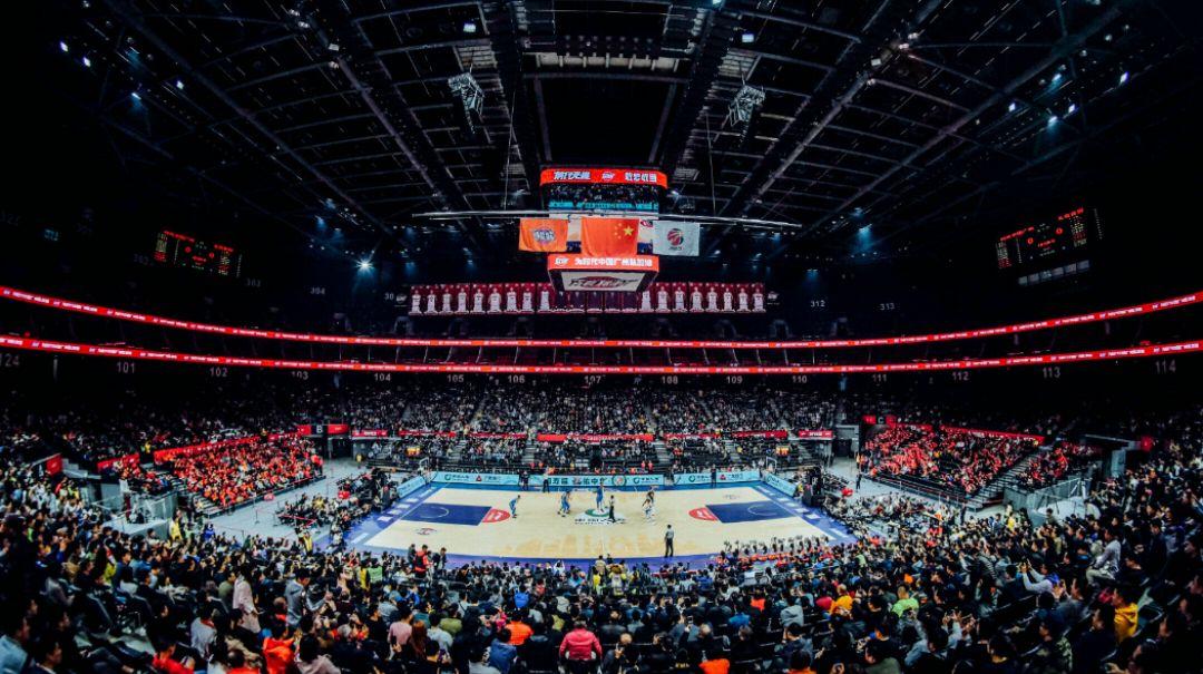 表现不佳 广州龙狮NBA级别场馆开打却难求一胜 而球队不久就将离开