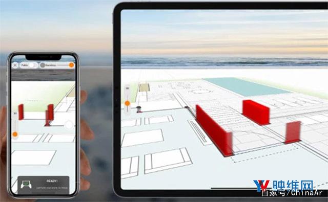 AR技术让你在设计草图里享受沉浸式感受 AR资讯