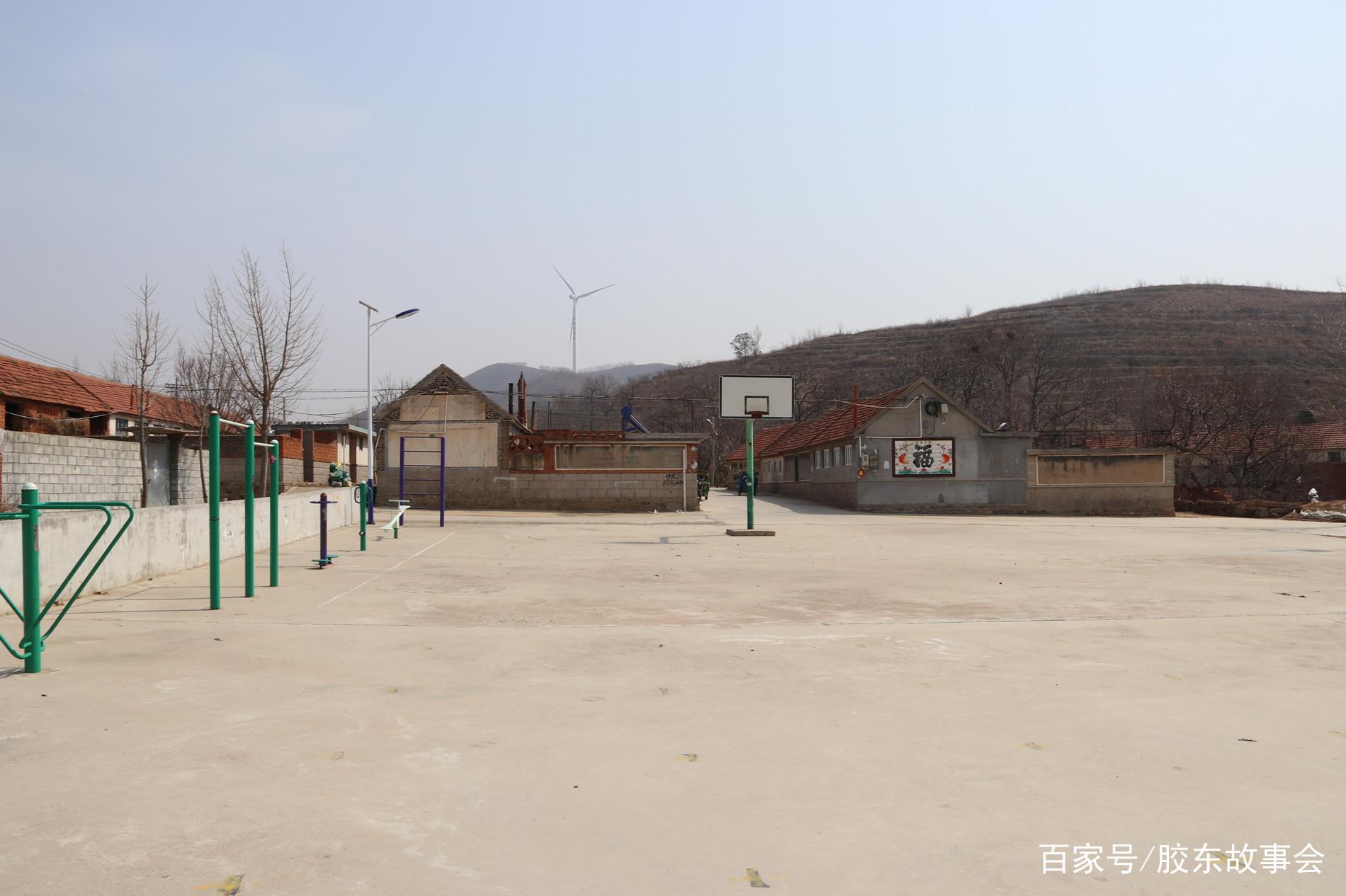 """组图:海阳市小纪镇山水夼村的实景,有山有水就是""""夼"""""""