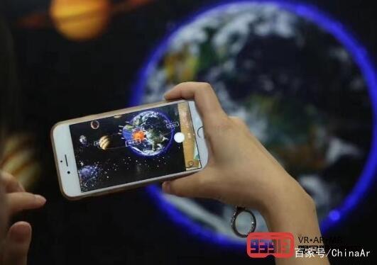AR技术让百度地图开启任意门 AR资讯