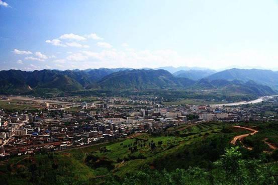 商洛市商州区,曾经的商县,因境内的商山而得名