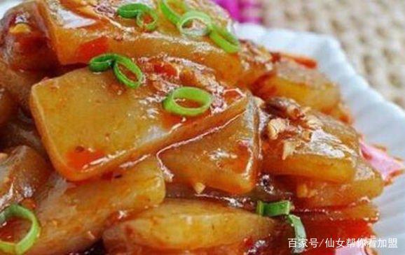 美食推荐:鱼头咖喱,糖醋排骨,蒜香豆腐,香辣魔芋,宫保鸡丁