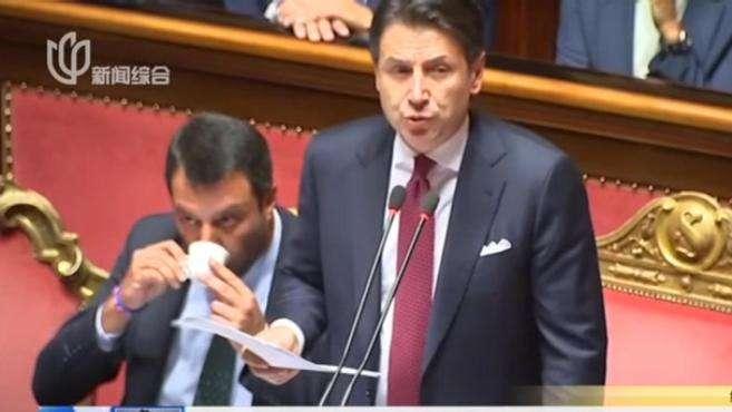意大利:总理孔特宣布辞职