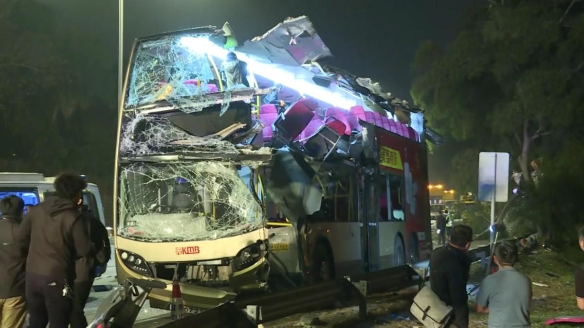 香港车祸已致6死39伤,林郑月娥探望伤者,涉事司机曾有倒车意外