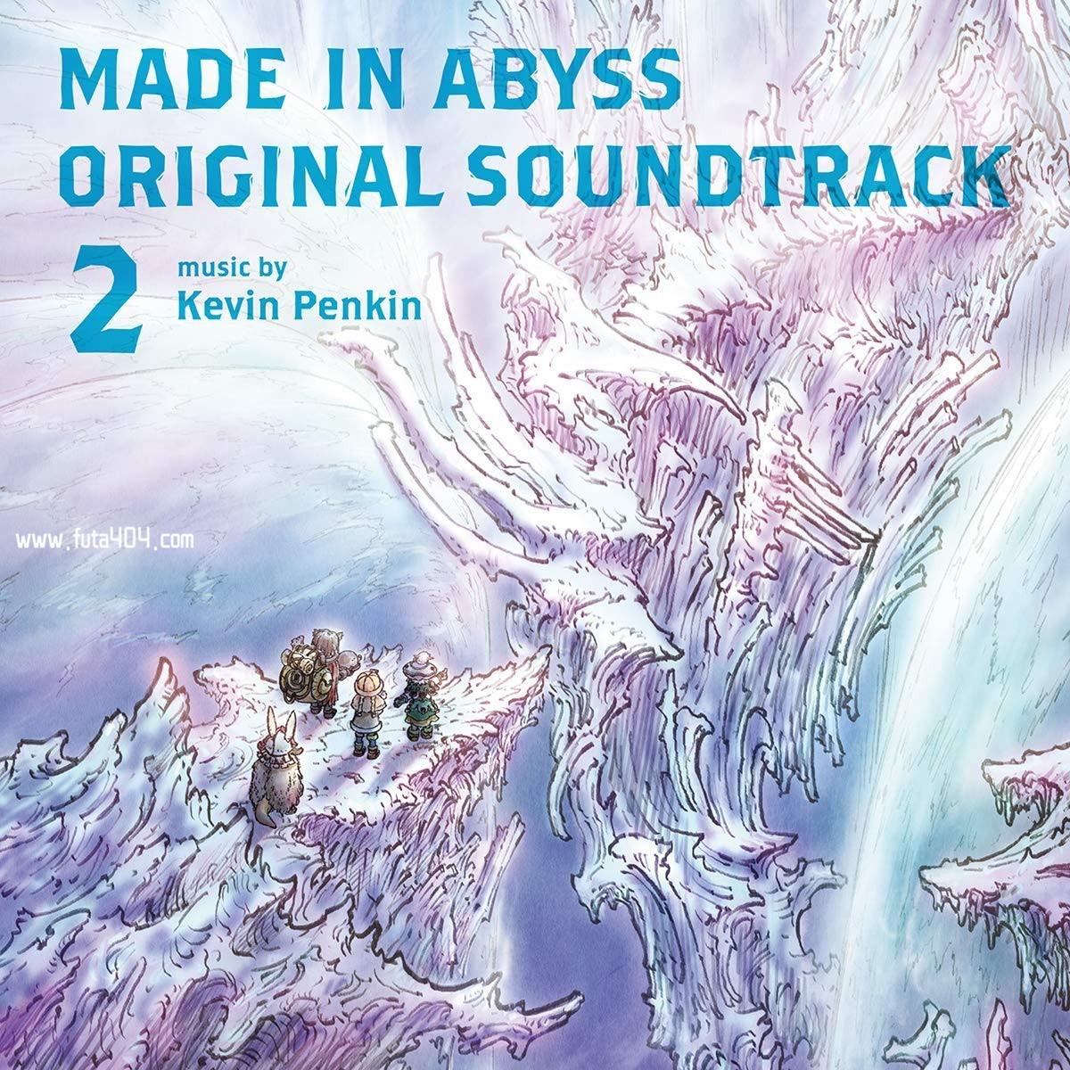 来自深渊剧场版深魂的黎明OST专辑下载 Kevin Penkin 动漫音乐 第1张