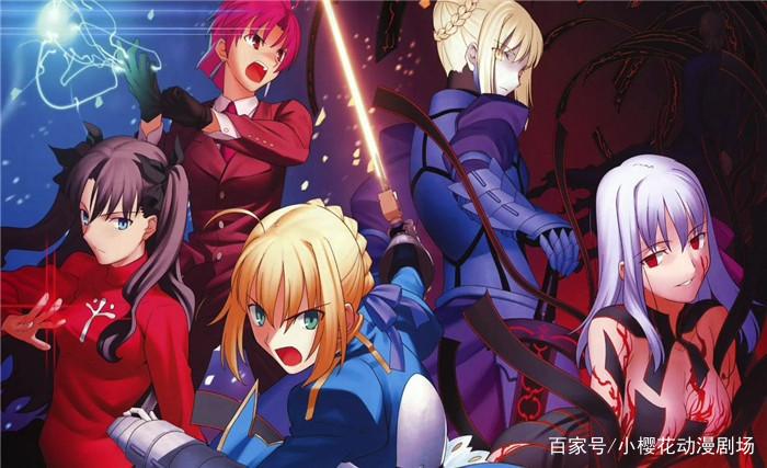 Fate/stay night UBW:圣杯之战一触即发,Saber终将成王