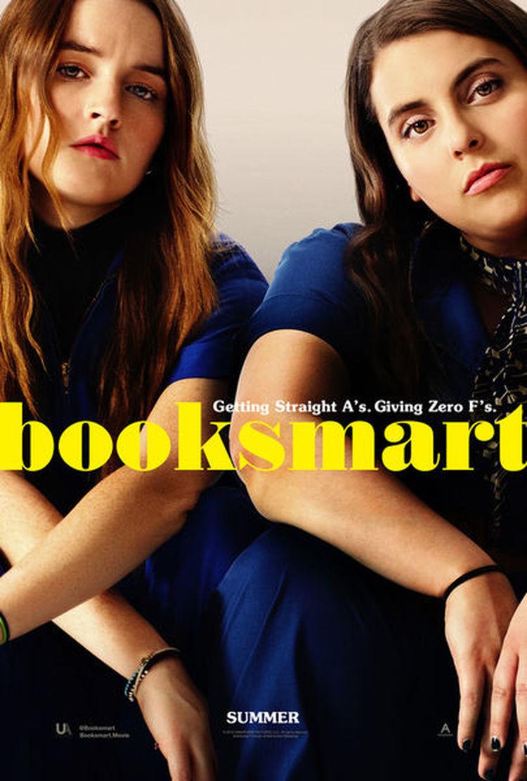 2019年美国喜剧片《高材生》(Booksmart / 优等生)观影心得