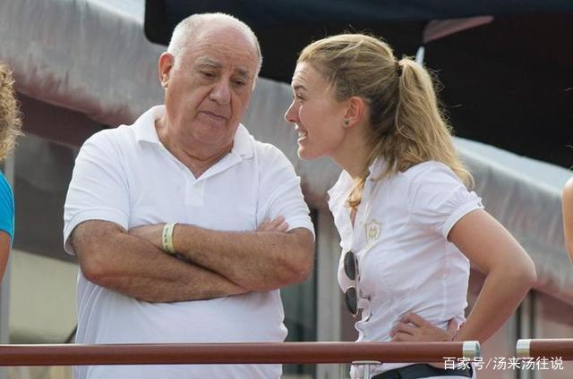 Zara老板奥特加!从贫民区小裁缝,一步步走到西班牙首富!