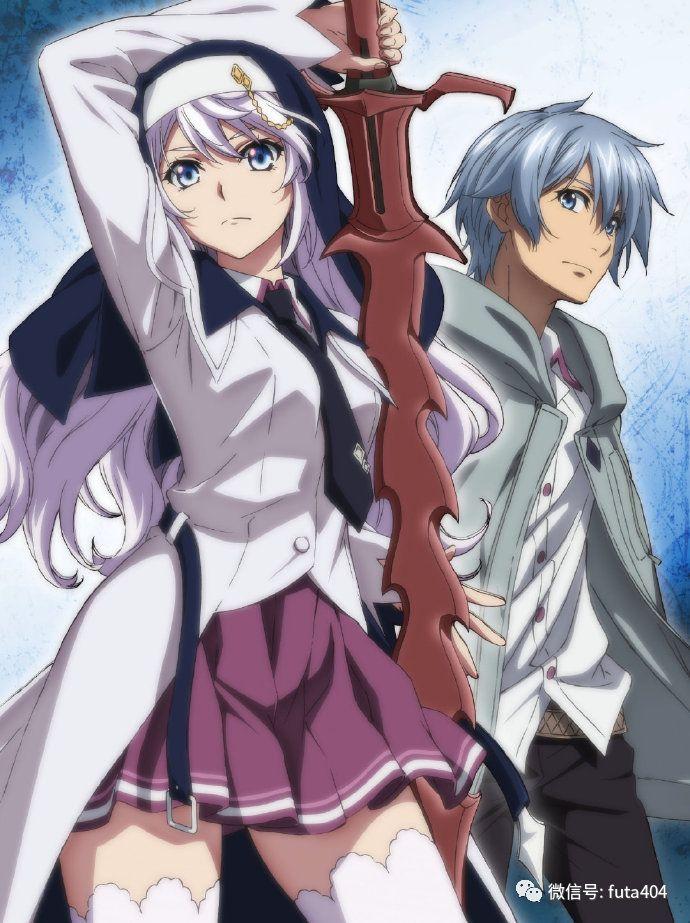 ACG资讯:噬血狂袭OVA系列第4期将于2020年4月8日发售!いみぎむる画集将于2020年2月27日发售 いみぎむる ACG资讯 第20张