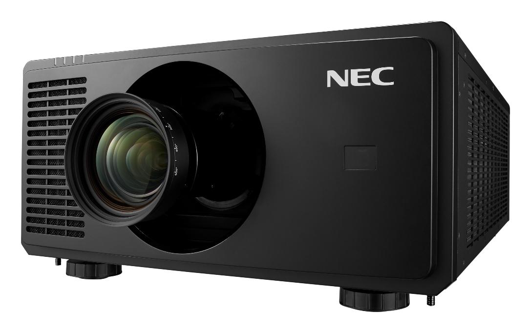 软硬实力兼备 NEC 2万流明双色激光工程投影机夺目来袭