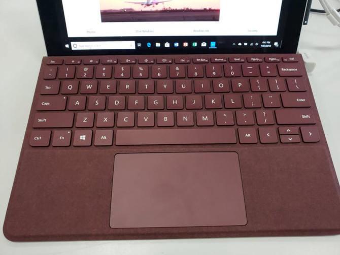 微软新专利:改善Surface打字体验并减少键盘厚度