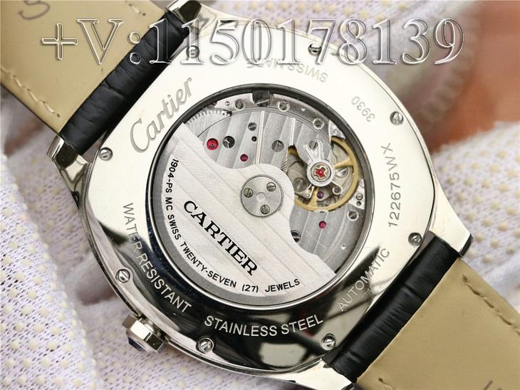 测评:GS厂卡地亚Drive de Cartier都有哪些优缺点?!