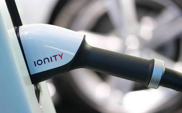 现代和起亚共同投资IONITY快速充电网络